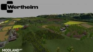 Wertheim Map v1.1, 1 photo