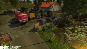 Wide Hausen Map v 1.1, 18 photo