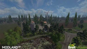 Wide Hausen Map v 1.1, 24 photo