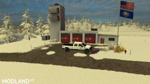 Woodmeadow Snow Map v 1.1, 10 photo