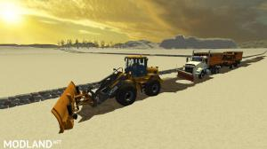Woodmeadow Snow Map v 1.1, 6 photo