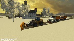 Woodmeadow Snow Map v 1.1, 4 photo