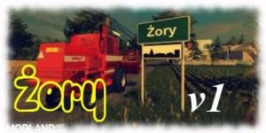 Zory Polish Map v 1.0, 1 photo