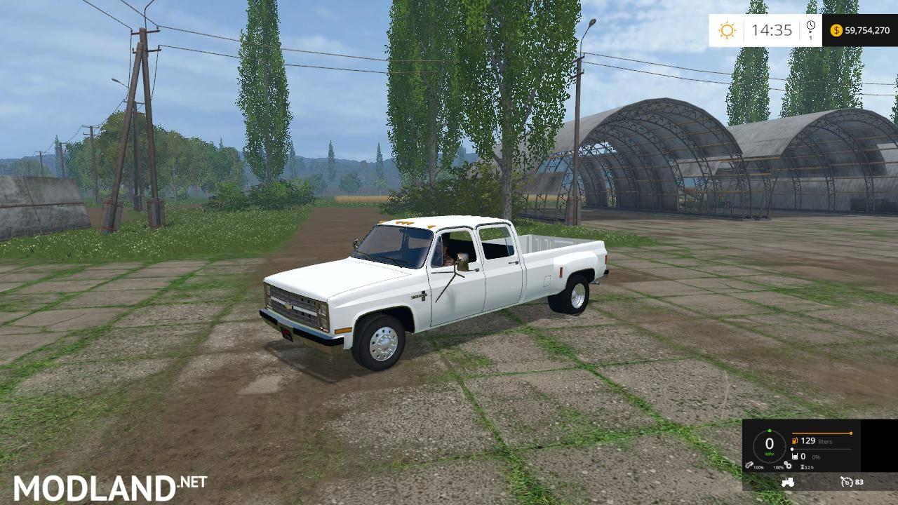 1984 Chevy 30 Series 6.5 Diesel