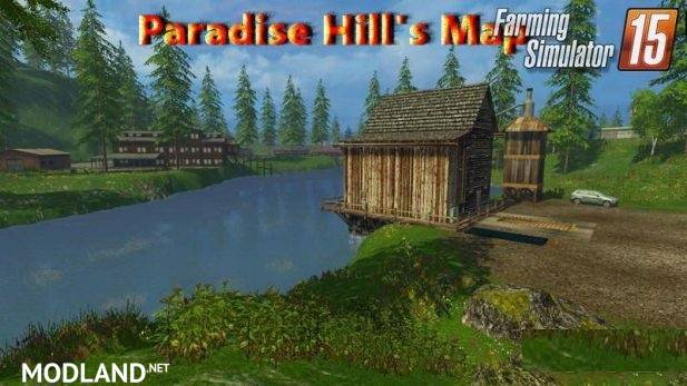 Paradise Hills Map v 1.3S