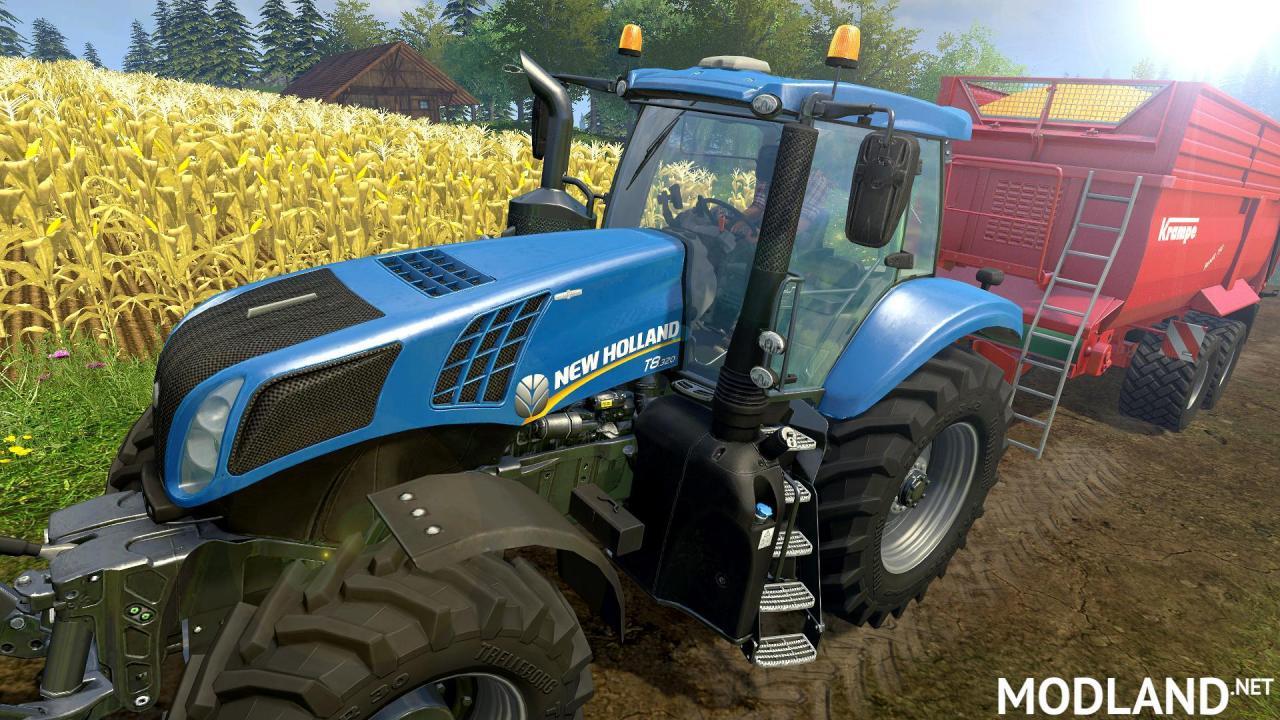 Farming Simulator 2015 - Trailer Revealed!