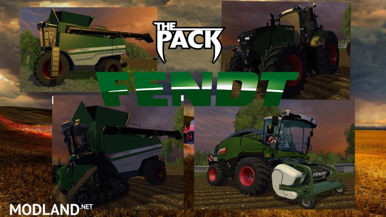 Fendt Mod Pack