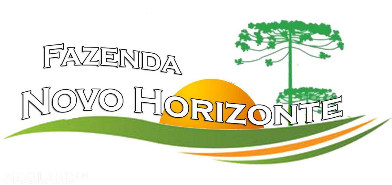 Map Fazenda Novo Horizonte