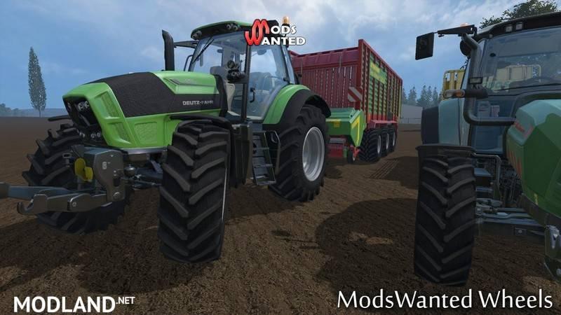 ModsWanted Wheels Mod