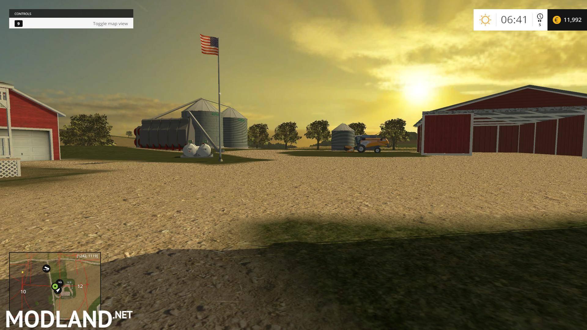 Ne Iowa Map 15 V 1 0 Mod For Farming Simulator 2015 15