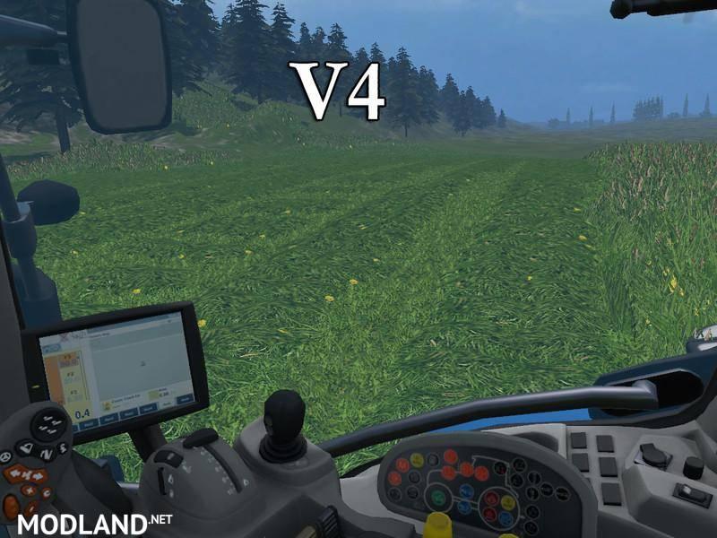 grass texture game smooth new grass texture v4 v4 mod for farming simulator 2015 15 fs ls