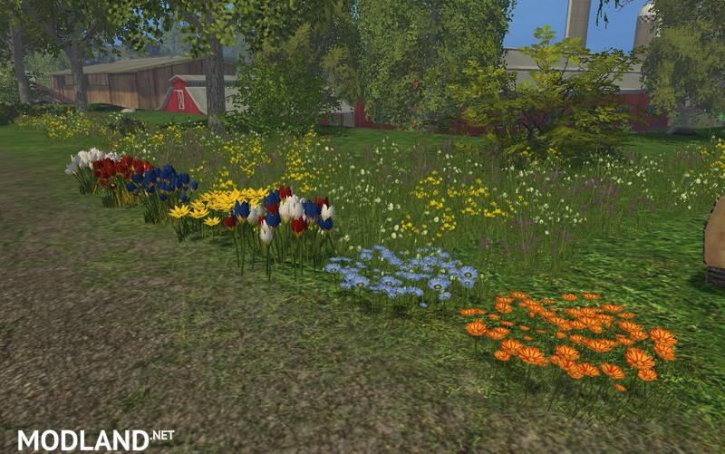 new fs 15 placeable libra v 1 0 placeable objects mod f 252 r placeable flowers mod for farming simulator 2015 15 fs 503
