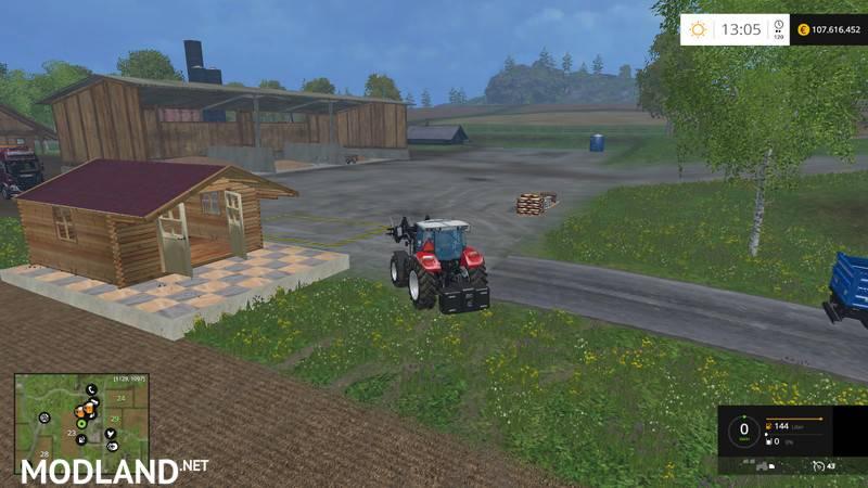 Garden House Object Mod V 1 1 Placeable Mod For Farming