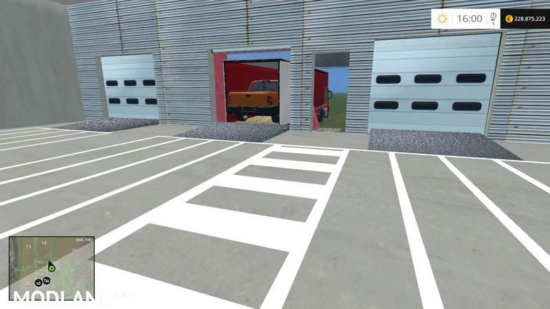 Logistics Center V 2 0 Mod For Farming Simulator 2015 15