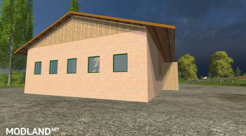 Small Garage Mod
