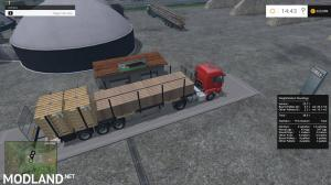 WeightStation For Wood Logs Placeable v1.0, 3 photo