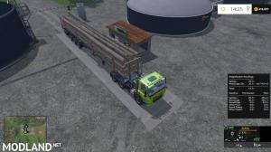 WeightStation For Wood Logs Placeable v1.0, 2 photo