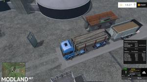 WeightStation For Wood Logs Placeable v1.0, 9 photo