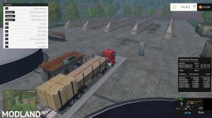 WeightStation For Wood Logs Placeable v1.0, 4 photo