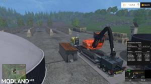 WeightStation For Wood Logs Placeable v1.0, 6 photo
