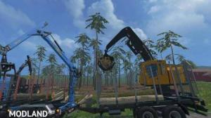 PINE TREES WITH MARKS V0.4 - External Download image