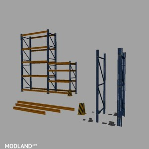 Construction Box for a Storage Rack v 1.0 by THP1985, 2 photo