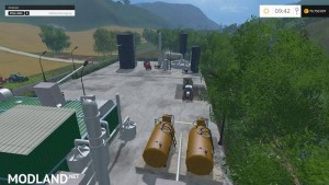 Factory for Fertilizer Feed Diesel v 1.4, 1 photo