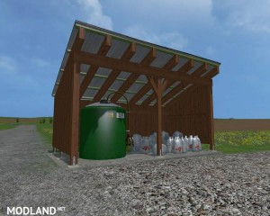 Fertilizer warehouse v 1.0