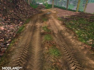 Forest Roads Mod v 1.0 , 1 photo