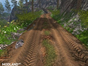 Forest Roads Mod v 1.0 , 9 photo
