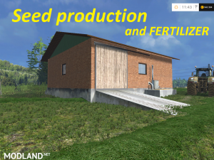 Fertilizer And Seed Production v 1.2, 1 photo