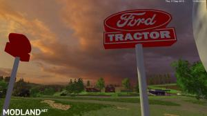 Placeable Ford Sign , 2 photo