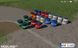 FS19 OBJETS PLACEABLE BY BOB51160 V1.0.0.0 BY BOB51160, 8 photo