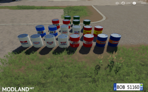 FS19 OBJETS PLACEABLE BY BOB51160 V1.0.0.0 BY BOB51160, 10 photo