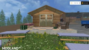 Garden House Object Mod v 1.1 Placeable, 3 photo