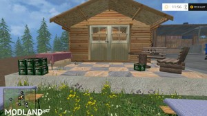 Garden House Object Mod v 1.1 Placeable, 8 photo