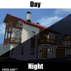 House with Garage Mod v 1.1  - External Download image