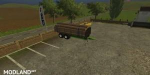 Logging Trailer v 1.0