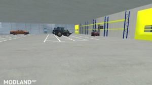 Logistics center v 2.2 placeable, 12 photo