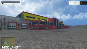Logistics center v 2.2 placeable, 18 photo