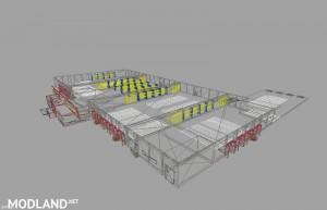 Logistics center v 2.2 placeable, 2 photo