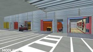 Logistics center v 2.2 placeable, 6 photo