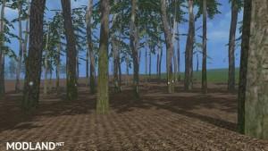 Pine Trees with Marks Mod v 0.1 , 4 photo