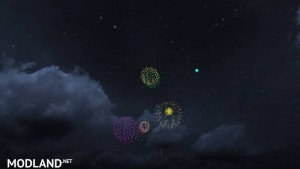 Placeable Fireworks, 1 photo