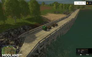 Platzierbares Brucken Pack New v 1.0, 11 photo