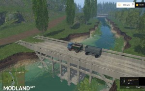 Platzierbares Brucken Pack New v 1.0, 1 photo