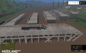 Platzierbares Brucken Pack New v 1.0, 3 photo