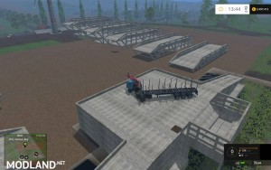 Platzierbares Brucken Pack New v 1.0, 5 photo