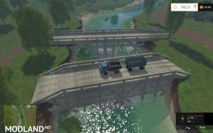 Platzierbares Brucken Pack New v 1.0, 8 photo