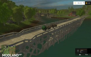 Platzierbares Brucken Pack New v 1.0, 9 photo